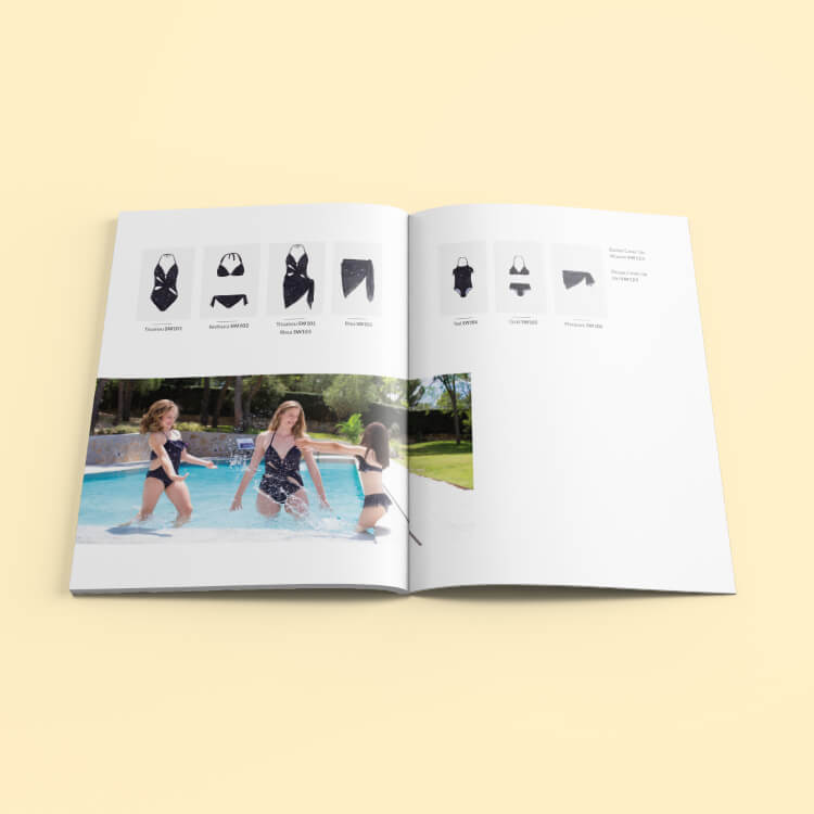 Diseño gráfico editorial | Aloha Gran